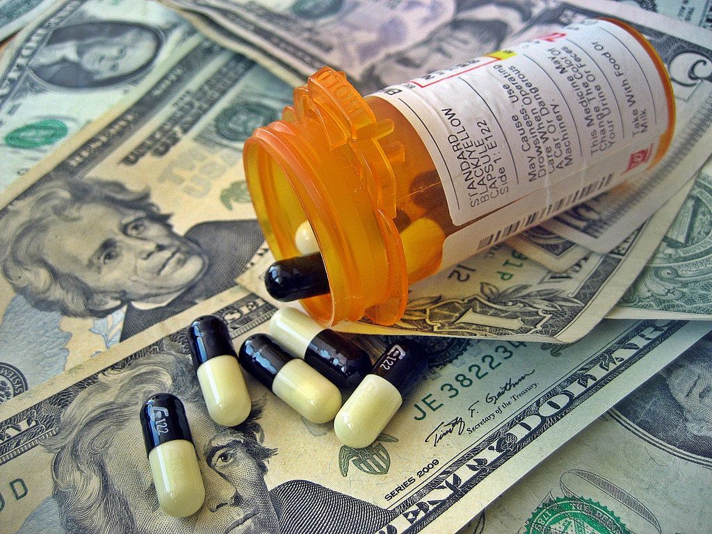 Цены на медицинское обслуживание в США. Список источников